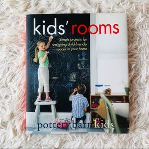 Pottery Barn Kids' Rooms HardcoverHome Decorating